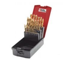 Kit de Brocas titanio 748181900 (19 Unds)