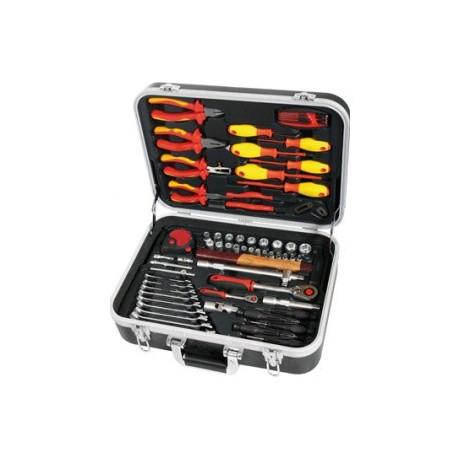 Kit de Electricista de 68 piezas BTK68VA