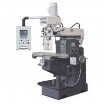 Fresadora-taladradora multifuncional MT 60