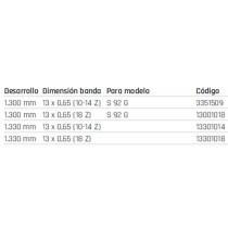 Accesorio Hoja de sierra 3351509