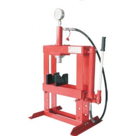 Prensa hidraulica con cilindro movil CAT83010TS
