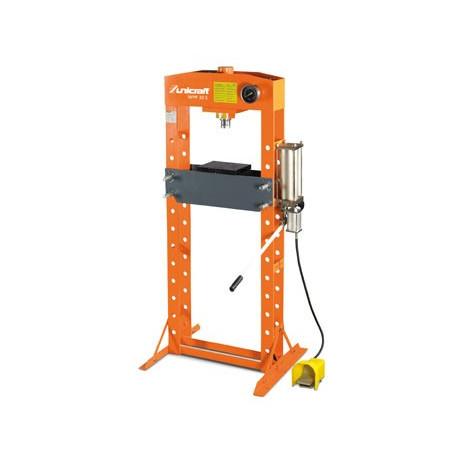 Prensa hidraulica con cilindro movil WPP 30 E
