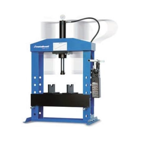 Prensa hidraulica con cilindro movil WPP 15 T