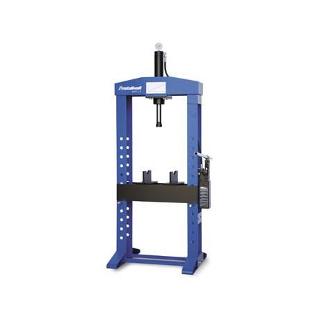 Prensa hidraulica con cilindro movil WPP 15