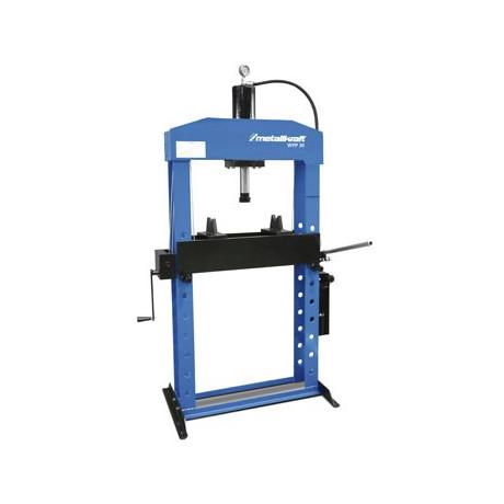 Prensa hidraulica con cilindro movil WPP 30