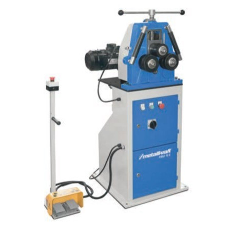 Curvadora para perfiles manual PRM 10 E