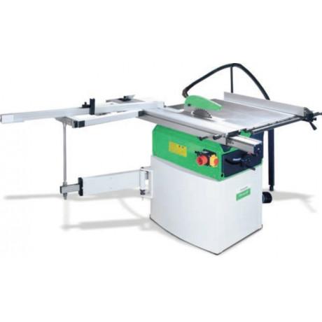 Sierra con mesa deslizable TKS 250 SC