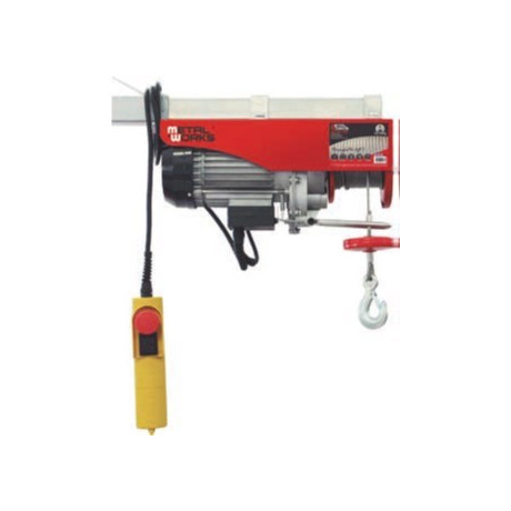 Polipasto eléctrico PE 300-600-18