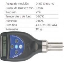 Comprobadores de dureza de materiales ligeros Limit 4000