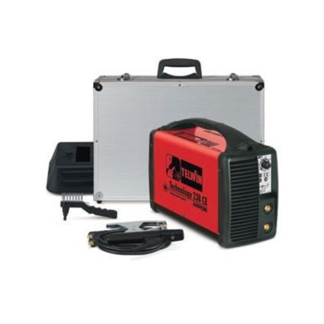 Electrodos MMA Inverter Technology 238 CE-MPGE
