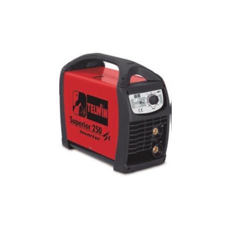 Electrodos MMA Inverter Superior 250 CE VRD