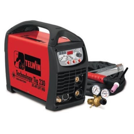 Tig Technology Tig 230 DC-HF-LIFT VRD