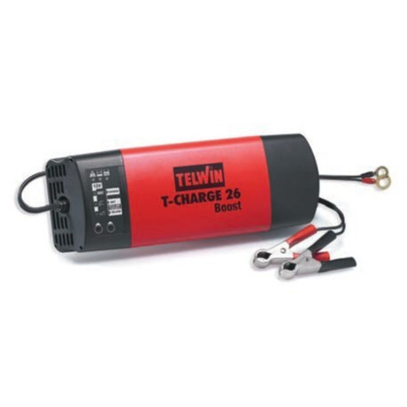 Cargadores T-Charge 26 Boost
