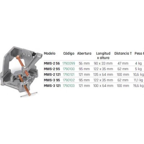 Mordaza MWS-3 95