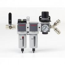 Unidad de filtración para suministros de aire CLEARFLOW