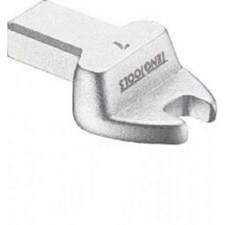 Inserto llave abierta/fija (inserción 14x18mm) 690613