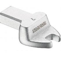 Inserto llave abierta/fija (inserción 9x12 mm) 690510