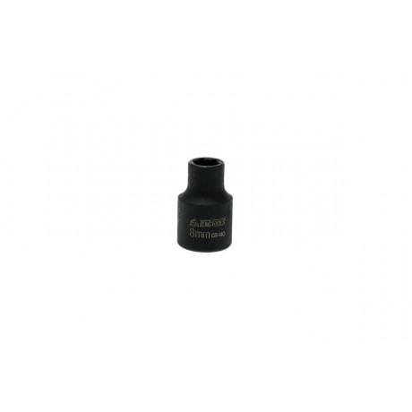 """Vasos de impacto hexagonal 3/8"""" serie regular 980508-C"""