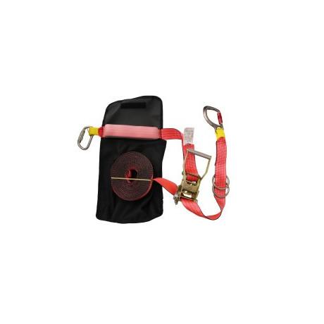 3M Protecta Kit Línea De Vida Horizontal Temporal - Proline 1200106