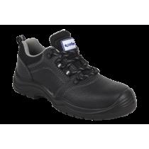 Zapato negro, modelo ATREO S1P-SRA