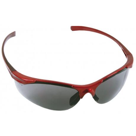 Gafas Seguridad Mod. Roja. UNE-EN 166 F.