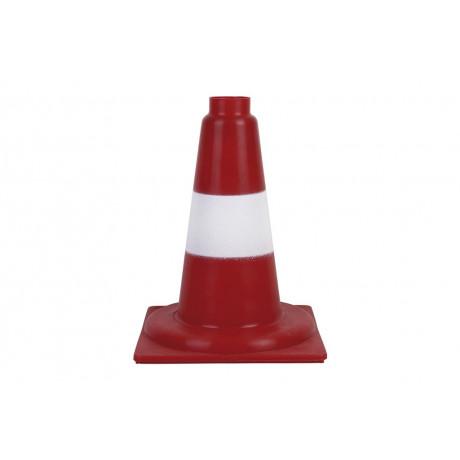 Cono Rojo/Blanco 30cm
