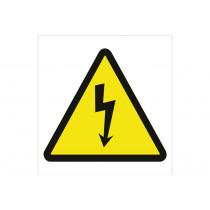 Señal advertencia solo pictorama - Riesgo eléctrico