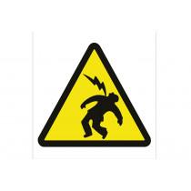Señal advertencia solo pictorama - Peligro Descargas eléctricas