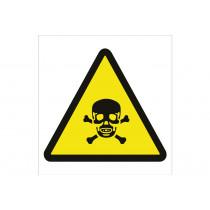 Señal advertencia solo pictorama - Peligro de muerte