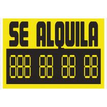 "AC5 Señal ""Se Alquila"""