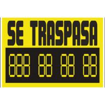"AC9 Señal ""Se Traspasa"""