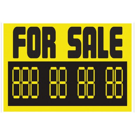"""AC3 Señal """"For Sale"""""""