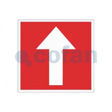 Señal de socorro solo pictorama - Dirección obligatoria