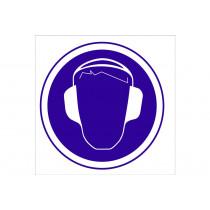 Señal obligación solo pictorama - Obligatorio cascos auditivos