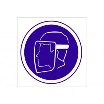 Señal obligación solo pictorama - Obligatorio Pantalla protección