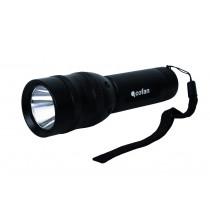 Linterna Aluminio LED 3 Funciones 3.7 x 15cm