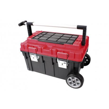 """Caja herramientas """"Heavy Duty"""" con ruedas 09400208"""