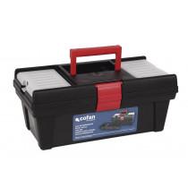 """Caja herramientas plástico 12"""" 09400200"""
