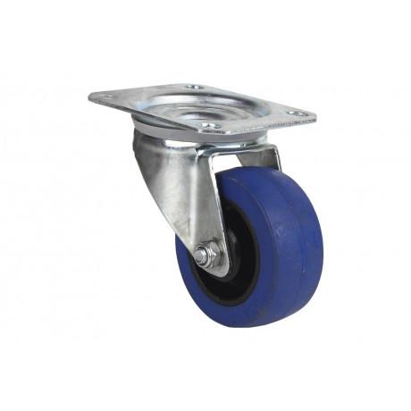 """Rueda Goma """"Azul"""" / Placa 09403301"""