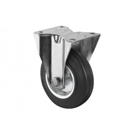 Ruedas Goma/Metal Fija 09403511