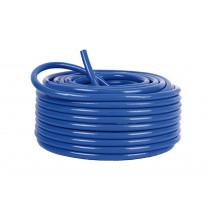 Manguera compresor azul reforzada PVC 50 metros 09000961