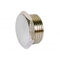 Tapón Hexagonal Rosca Macho (5 Unds) 06170001