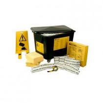 Kit absorbente para derrames, emergencia químico 3M SK210