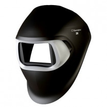 3M Speedglas Pantalla de soldadura 100 negra, sin filtro 751190