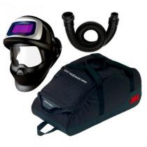 Kit de mejora: 3M Speedglas 9100 Pantalla de soldadura FX Air con filtro 9100V 549005