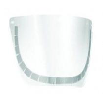 3M Visor protector de policarbonato transparente para el sistema PAPR 899040