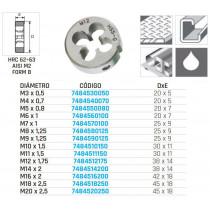 Cojinete Redondo HSS DIN 223 - EN 22568 7484530050