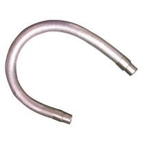 2 tubos aspiración flexibles para GU 2 3107116