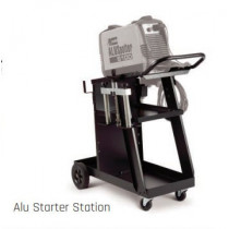 Carro de soldadura Alu Starter Station