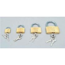 Candado con llave (5 Unds) CAD301NP